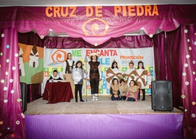 salon de actos colegio cruz de piedra