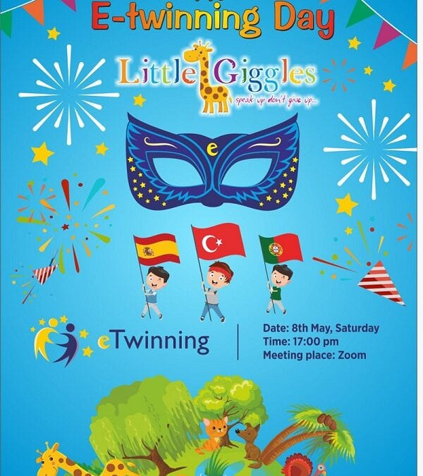 Happy eTwinning Day and Happy Europe Day!
